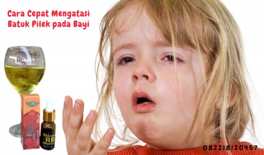 obat batuk pilek untuk bayi, propolis untuk batuk pilek bayi, cara mengobati batuk pilek pada bayi