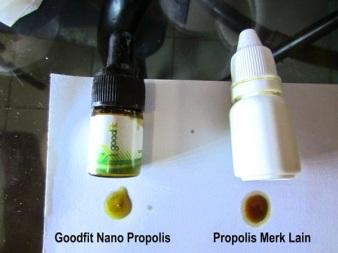goodfit nano propolis, brazilian green propolis