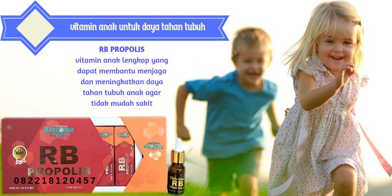 vitamin anak untuk daya tahan tubuh, vitamin anak agar tidak mudah sakit, vitamin untuk anak yang sering sakit
