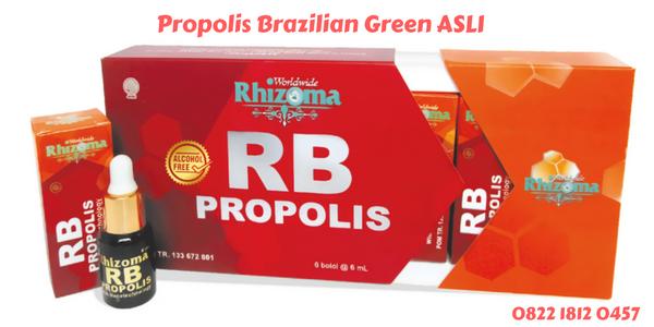 propolis brazilian green